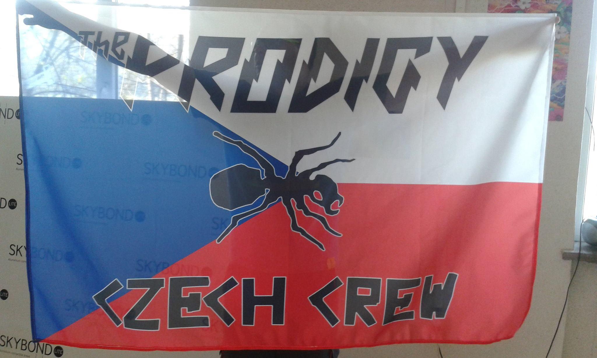 czech crew flag